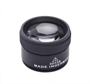 Alta Qualidade 30X Lupas Lupas Lupa Lupa Lupa Lente De Vidro Microscópio Ferramentas de Reparação Kits