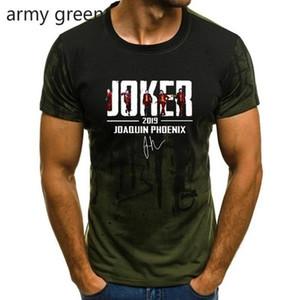 Camiseta de la manera concisa Carta impresión 3D leche Shred algodón cuello redondo camiseta de los hombres T-2020