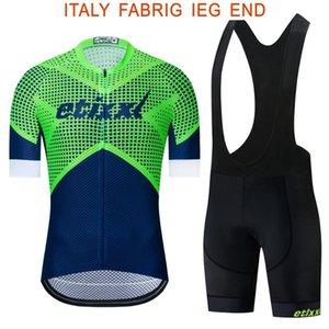 2020 Cycling Team jérsei 5D almofada de gel de shorts da bicicleta definir MTB etixxl Ropa Ciclismo mens sobycle verão ciclismo Maillot desgaste