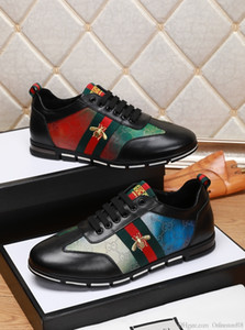 2019R new brand custom men s casual shoes fashion wild sports shoes outdoor comfortable men s flat shoes original box packaging