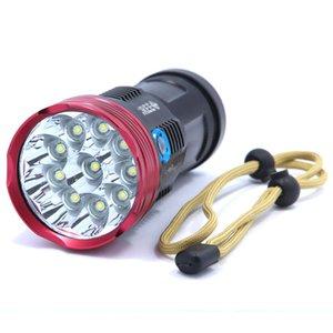 En gros Nouveau 10000 Lumen 9T6 10T6 LED Lampe de Poche Torche Lanterne Étanche 3 Mode Flash Light Pour Camping Pêche Description du produit