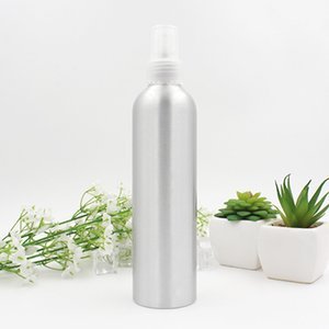 Aluminio spray atomizador botella 30ml-500ml aerosol de la niebla botellas recargables vacíos del metal botella de perfume cosmético Embalaje Botellas GGA3467-3