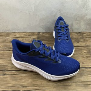Good Quality Zoom Winflo 7 Athletic Designer Running Shoes Royal Blue Black White Fashion Chaussures Trainers Come With Box