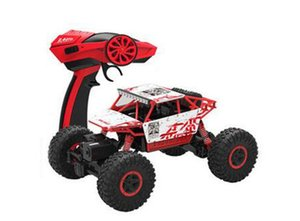 2.4G Remote control car off-road vehicle Big foot drift four-wheel off-road climbing cars toy model for kids