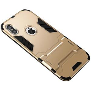Telefon Kılıfı Yeni Parantez Sabit Anti-Fall Askeri Sınıf Anti-Fall Hediye Herşey Dahil Cep Telefonu Kılıf Kapak için: Iphone 5 5s 6 6s 7 8 X Plus,