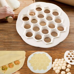 Magic Kitchen Dumplings Manuelle Pinch Dumpling Clip Artifact Food Grade Kitchen Tools Dumplings Clip Mold Andere Küche Restaurants Bar