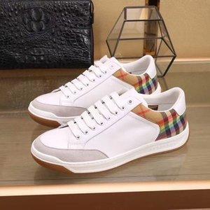 2020 Top Quality Designer Men Women Fashion Black Casual Shoes Brand Discount One 1 Dunk Sports Shoe 38-44 KJM01