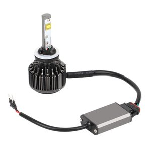 2x Car 60W 7600LM KIT 880 881 White 6000K LED Headlight Bulb Driving Lights
