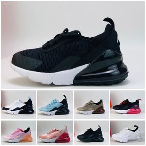 Cheap High Quality 2020 Infant Kids Running Shoes Pink White Dusty Cactus 27c Outdoor Toddler Athletic Sports Boy Girl Children Sneakers