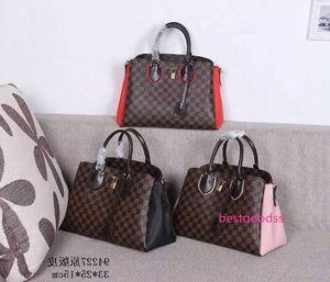 M94227 Hot Sale Fashion Women Brown Handbag Shoulder Bags Hobo Handbags Top Handles Boston Cross Body Messenger Shoulder Bags