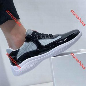 Xshfbcl Italian New Mens Red Casual Comfort Shoes British Designer Man Leisure Shoes Shiny Patent Leather with Mesh Breathable Shoes