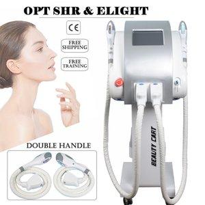 traitement pour acné Elight Technology machine IPL beauté Épilation Rides Traitement Acné laser points Enlèvement traitement équipement de salon