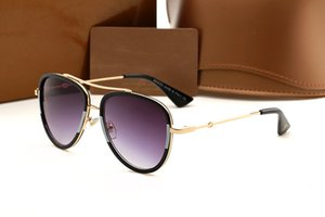 Hochwertige Sonnenbrille für Männer und Frauen. 1688 Brillen, Designermarken-Sonnenbrille, matt leopard gradient UV400, Linsenbox und Etui