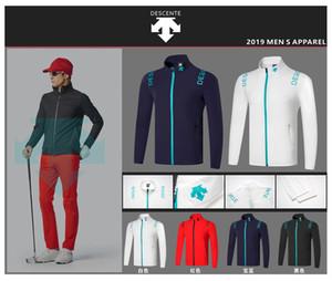 QD2019Men SportsQDwear mince coupe-vent Vêtements de golf broderie LOGO S-XXL Select Vêtements de golf Casual