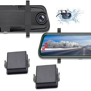 Driving recorder Blind Spot mirror night vision parking track camera Image Dual Lens Millimeter radar sensor detection system car dvr