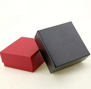 por atacado estilo de Pandora boxs Plano Esponja ou dentro de travesseiro encantos caixa de presente Bead caixa de jóias Colar Anel Brinco Box 7.5 * 7.5 * 3,5 centímetros A0192