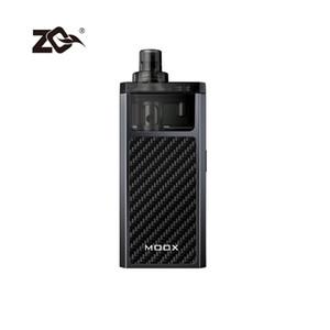 Authentic ZQ MOOX kit 3ml vazamento de prova kit mod MTL DTL de 1100mAh ZQ MOOX Ecig Vape