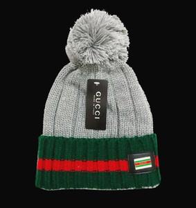 New Fashion Skull Caps Hip-Hop hiver Gorros Skullies 2019 designers ski Bonnet Bonneterie chapeaux d'hiver pour les femmes Bonnet homme le sport en tricot Cap chaud