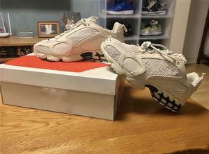NIKE AIR ZOOM STUSSY sports shoes NEW Аутентичные Stussy Увеличить Спиридон Caged PURE PLATINUM FOSSIL Женщины Человек кроссовки Спорт Кроссовки CQ5486-200 CU1854-001 xshfbcl 2020