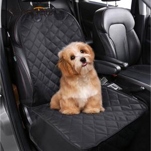 Benepaw High Quality Front Dog Autositzbezug Wasserdichte Reise Haustier Sitzbezug Rutschfeste Gummiunterlage Mit Anker Leicht zu Reinigen