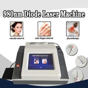 3 in 1 Hochleistungsmultifunktions-vaskuläre spider vein Entfernungsmaschine 980 nm Diodenlaser Speckle Entfernung 980 Lasermaschine