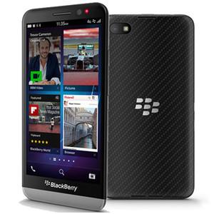 Refurbished Original Blackberry Z30 5.0 inch Dual Core 1.7GHz 2GB RAM 16GB ROM 8MP Camera Unlocked 4G LTE Unlocked Smart Phone DHL 10pcs