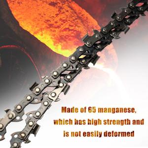 65 Hoja de sierra de cadena de motosierra de manganeso para cortar madera Motosierras Accesorios Herramientas eléctricas profesionales