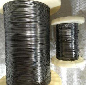 Prix de fil de pêche d'approvisionnement en usine de fil d'alliage de titane Super élastique nickel titane forme mémoire mémoire Super élastique Nickel Titane Forme