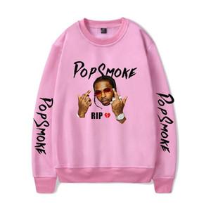 أمريكا مغني الراب مصمم رجالي هوديس RIP POP SMO رجل القمم فضفاض تي شيرت الرجال الملابس النسائية