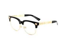 Großhandels-Top-Qualität Sonnenbrille Weinlese Mens Gold Frame Sun Glases Frauen SGB25