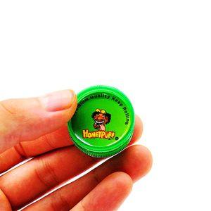 Tütün Bitkisel Öğütücü Muller Reggae Öğütücü Tütün Öğütücü Sigara 48ps / lot 2 Katmanlar 30MM Mini Sert Plastik