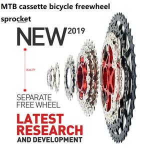 10/11/12 Geschwindigkeit MTB Straßen-Fahrrad-Freilauf Separate Ultraaluminiumlegierung Kassette Fahrrad Freies Radträger Sprocket