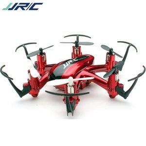 JJRC Six Axis RC Toy Aircraft, uma chave de retorno Drone, UAV 360 ° Flip, Alta Baixa velocidade Interruptor Quadrotor Luzes LED, presente de aniversário do miúdo do Natal