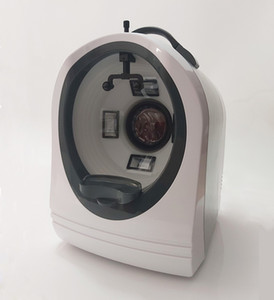 Automático 3D Facial Magic Magic Analyzer Facial Skin Machine Máquina Diagnóstico Máquina Diagnóstico Scanner Facial