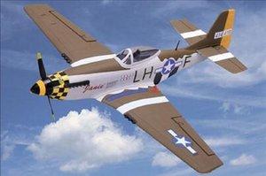 2020 New NICESKY P-51 7.4V 650MAH Fernbedienung RC Flugzeug EPP 680mm Spannweite Mini Flugzeug PNP Spielzeug