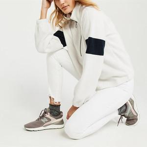 New Style Models Hand Knitted Ladies Long Sleeve Sweater Sexy Crop Top Hoodie Fleece Winter Women Wool Sweater