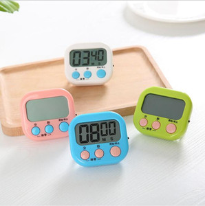 Multi Electronic Kitchen Baking Timer Plus Or Minus Count Down Timers Large Screen Reminders Measurement Analysis Instruments HA753