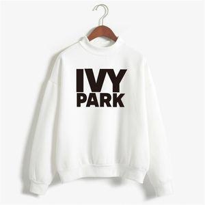 Beyonce IVY PARK Kazak Kış Kadınlar 2017 Kadın Tişörtü Kapüşonlular Uzun Kollu Polar Eşofman Kapüşonlular NSW-20003 yazdır