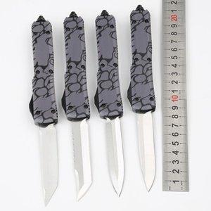 4 modèles UT70 poignée en plastique double action tactique auto défense pliage edc couteau de couteaux de chasse couteau de camping cadeau