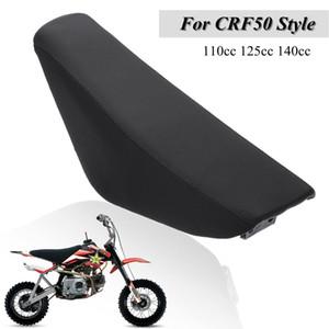 465x153mm nero piatto Sedile alto Schiuma Per CRF50 Stile 110cc 125cc 140cc Pit Pro Trail parti Dirt Bike all'ingrosso