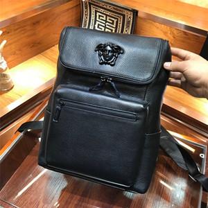 2019 Diseñador Mochila hombres de las mujeres de lujo del diseñador bolsos monederos de cuero del hombro del bolso de calidad superior de la bolsa mochila grande