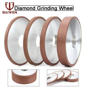 5 «» Алмазный шлифовальный круг отрезной диск Resin Bond Grinder 150/240/320/400 Grit Cutter Grinder шлифовальный круг Колеса