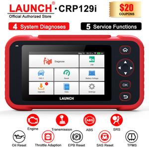 발사 X431 CRP129i OBD2 진단 도구 ENG / AT / ABS / SRS 멀티 언어 무료 업데이트 CRP129E CRP129X CRP123X CRP123E 출시