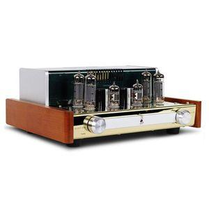 Freeshipping MC-84L Class A Tube Amplifier Fever Hifi Home Preamplifier Vacuum Tube Amp