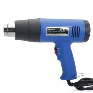 1500W 110V Heat Gun pistolet à air chaud à double température avec 4 Nozzles Power Tools