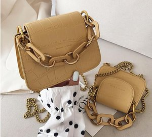 Mini Bag Female 2020 New New Version of The Foreign Chain Small Square Bag Fashion Wild Messenger Portable Coin Purse Best Selling