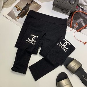 2020 nouvelles jambières minces pour les femmes de porter du coton mince pantalon stretch jambe mince pantalon de sport