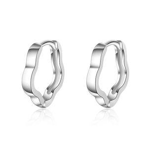 925 sterling silver personality temperament earrings female simple plum earrings niche design earrings danglers