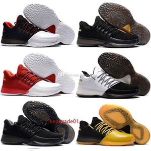 Shipping Free Harden Vol 1 Imma Be a Star Baseball Shoes Mens harden Vol 1 PIONEER No Brakes home Sneakers Size us 7-12