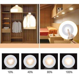 Mini fill light ice hockey lamp gift lamp explosion models 1W bedroom baby feeding eye protection small pat light infrared pat light